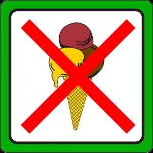 io non mangio il gelato