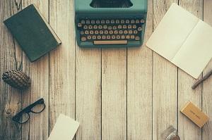 come vivere sereni con la scrittura
